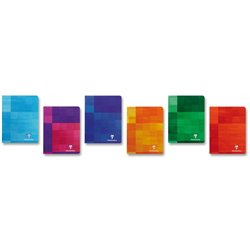 Cahier 90g 96 pages seyes A4