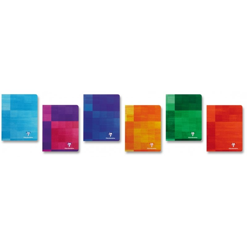 Cahier 90g 96 pages 5x5 A4