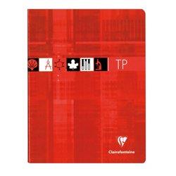 Cahier travaux pratiques A4 80 pages seyes 90g dessin 125g