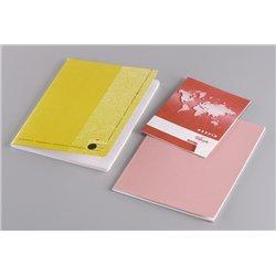 Cahier étudiant piqûre 70g 24x32 cm 5x5 192 pages