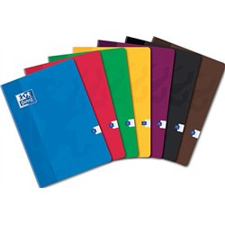 Cahier 90g 96 pages seyes 17x22 cm
