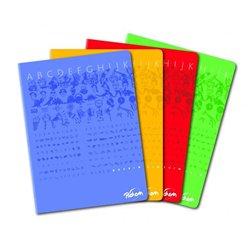 Cahier dessin albums maternelle 24x32 cm 48 pages uni 120g