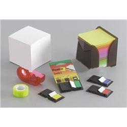 Cube papier blanc 9x9 cm