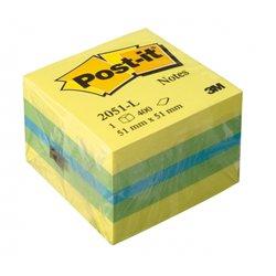 Mini cube 400 feuilles 51x51 mm