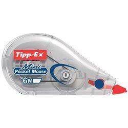 Ruban correcteur Mini Pocket Mouse bic