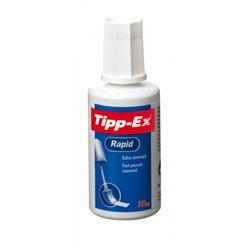 Flacon 20 ml correcteur liquide blanc Tippex