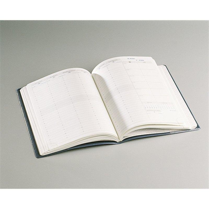 Agenda exacompta visuel 7 21 x 15 cm
