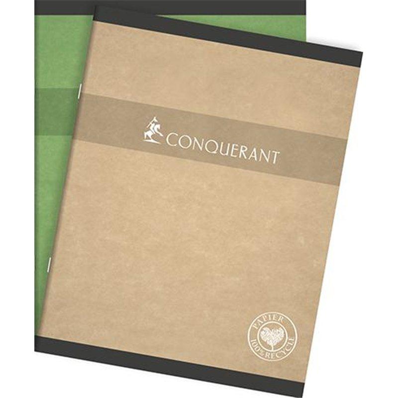 Cahier écologique 70g 96 pages seyes 17x22 cm