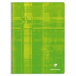 Cahier reliure hélicoïdale 90g 180 pages seyes 21x29.7 cm