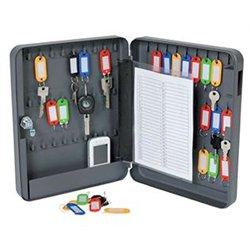 Armoire à clés avec boitier de réception de clé