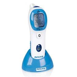 Thermomètre digital parlant et à fonction de pouls