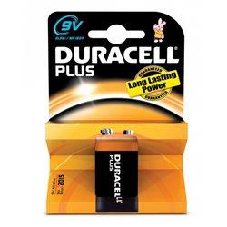 Pile carrée 9 volts LR61 Duracell plus