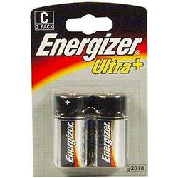 Blister 2 piles bâtons Energizer