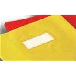 Étiquette pour protège-cahiers (paquet de 100)