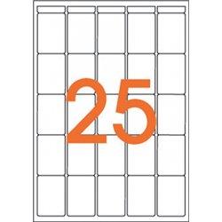 Étiquette 38 x 26.5 mm (Etui de 400)