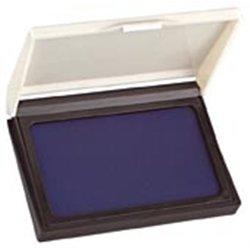 Tampon encreur 10,1x7,6 cm - bleu