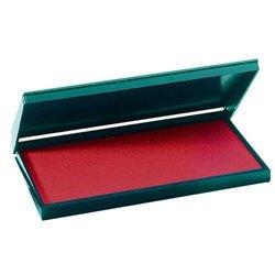 Tampon encreur 10,1x7,6 cm - rouge