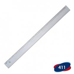 Règle plate cristal anti-tâche, 50 cm