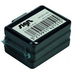Boîte de 3 recharges tampon dateur encrage automatique