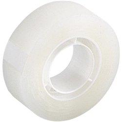 Rouleau adhésif 18 mm x 33 m, invisible