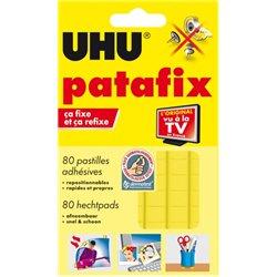 Etui 6 bandes 14 x 1 cm Patafix UHU