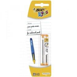Mine pour porte mine Bic Kids diamètre 1.3 mm (Etui de 6)