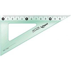 Équerre 60° maped incassable 14,5 cm, hypoténuse 16 cm