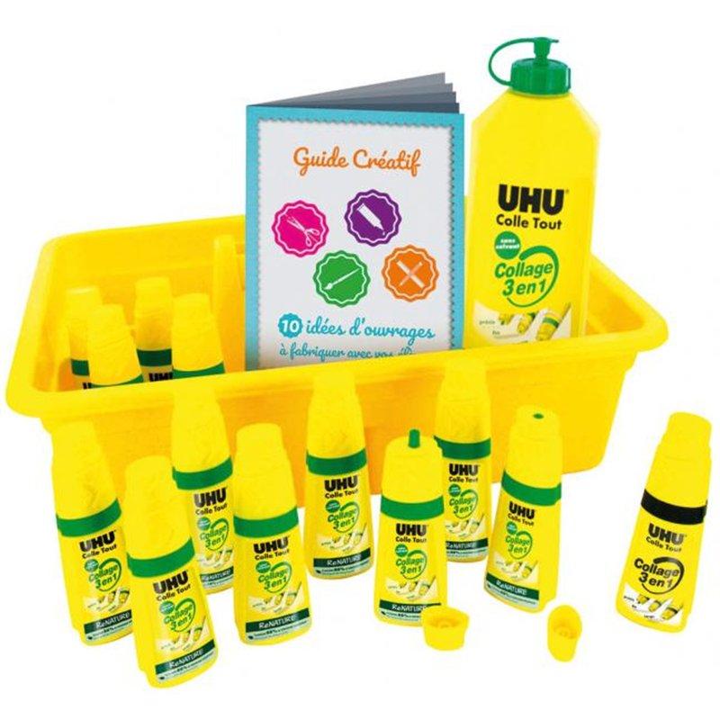 Pack scolaire Twist & Glue Renature
