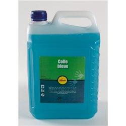 Flacon 5 litres colle bleue Pichon