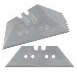 Lame trapèze 50 mm réversibles pour réf. 1863 (Boîte de 10)