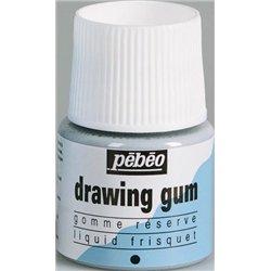 Drawing gum flacon 45ml pebeo