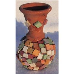Pot 1 kg mosaïques antiques taille 2 cm