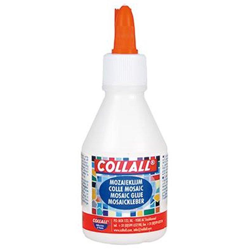 Flacon 100 ml colle pour mosaïques et émaux sur tous supports