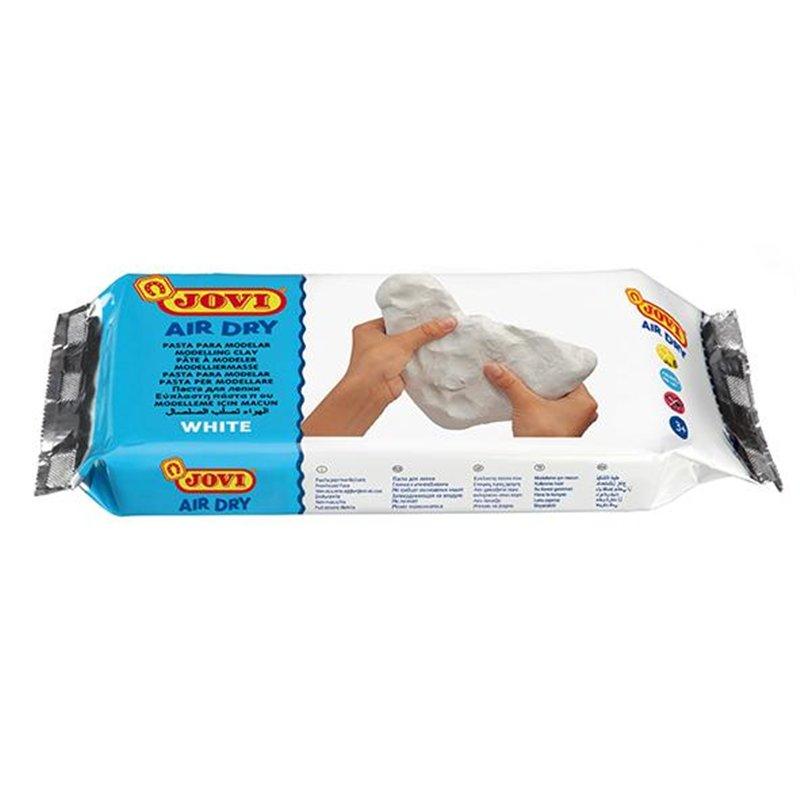 Pain 500g pâte blanche autodurcissante jovi