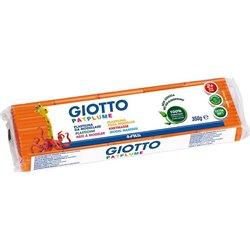 """Pain de 350 g de """" pat' plume """"giotto - orange"""