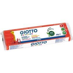"""Pain de 350 g de """" pat' plume """"giotto - rouge"""