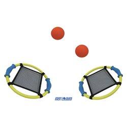 Paire de raquettes trampoline