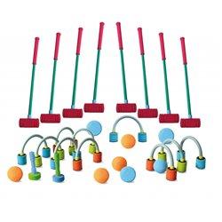Maxi set soft croquet