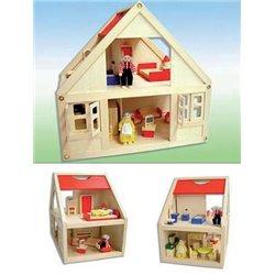 La maison de poupées complète