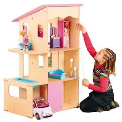 La maxi maison de poupées