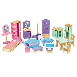 Les accessoires mobilier