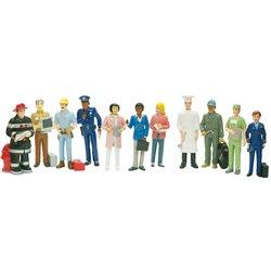 Figurines des métiers