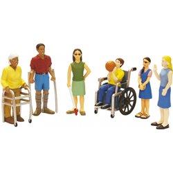 Figurines des handicaps