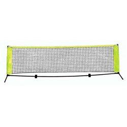 Ensemble poteaux filets de tennis à montage rapide