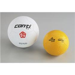 Ballon de hand synthétique, initiation poussin
