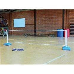 Kit de découverte badminton/volley/mini-tennis