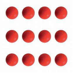Balle en mousse de ping-pong (Set de 12)