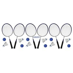 Atelier découverte badminton