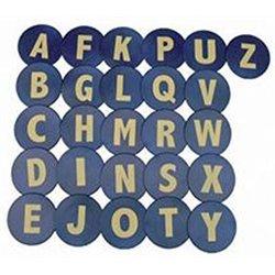 Set de 26 marquages alphabet