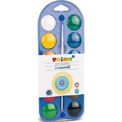 Boîte plastique de 12 godets pastilles ø 30 mm